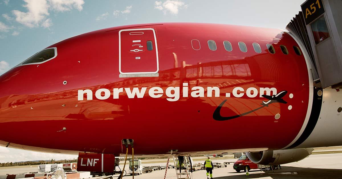 vol norwegian