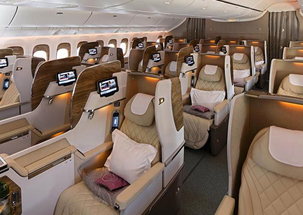 Cabine Emirates