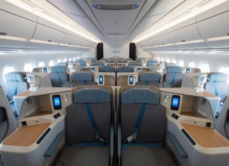 Cabine Air Mauritius